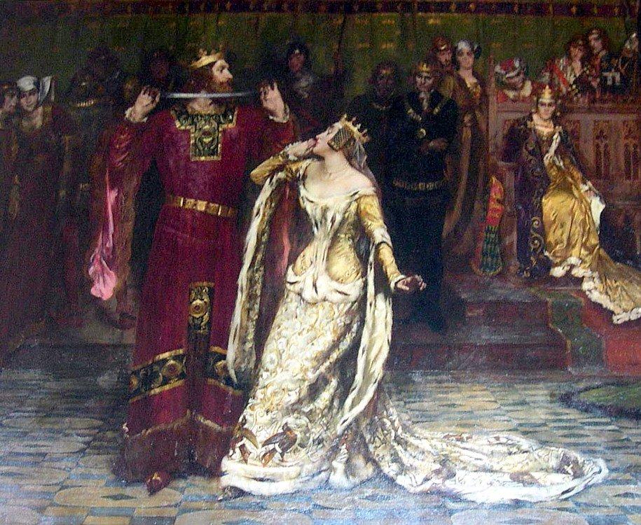 23 апреля 1348 г. Учрежден орден Подвязки — высшая награда Великобритании