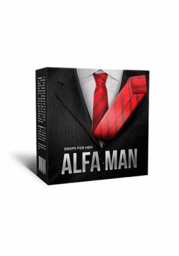 Цены -50%! Купить Alfa Man в Перми в аптеке Эвеналь за 990 руб ...