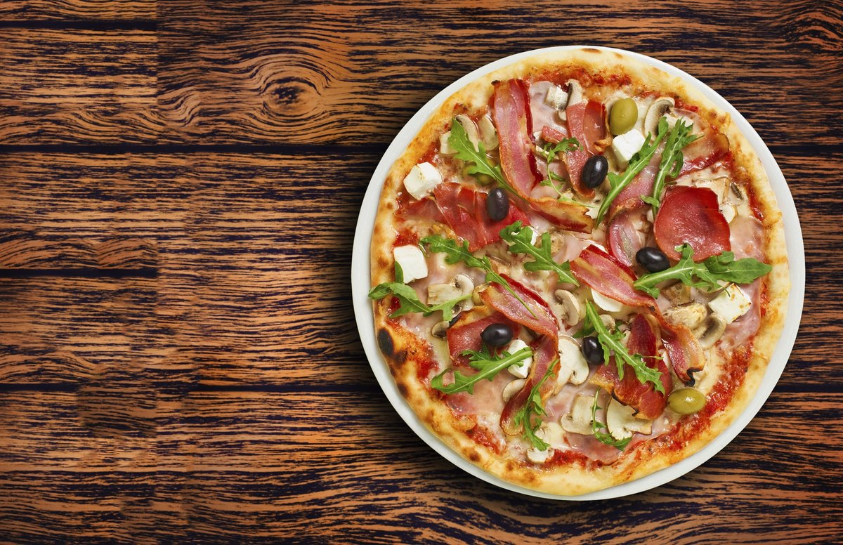Картинки меню пиццерии