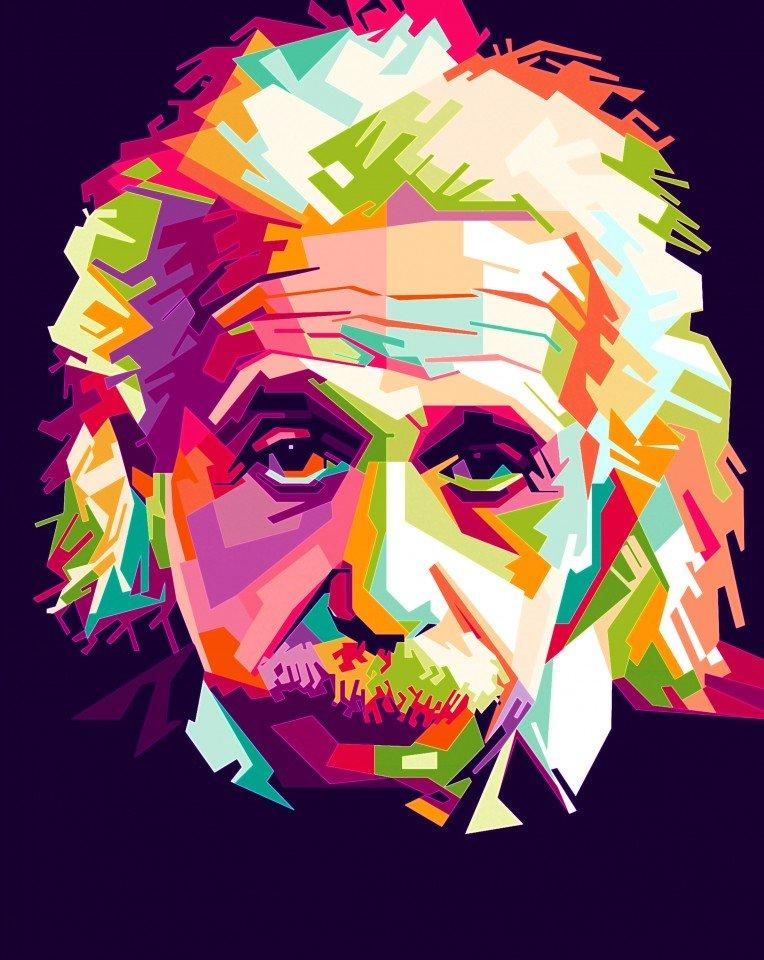 эйнштейн альберт постер инструменты выбранную для