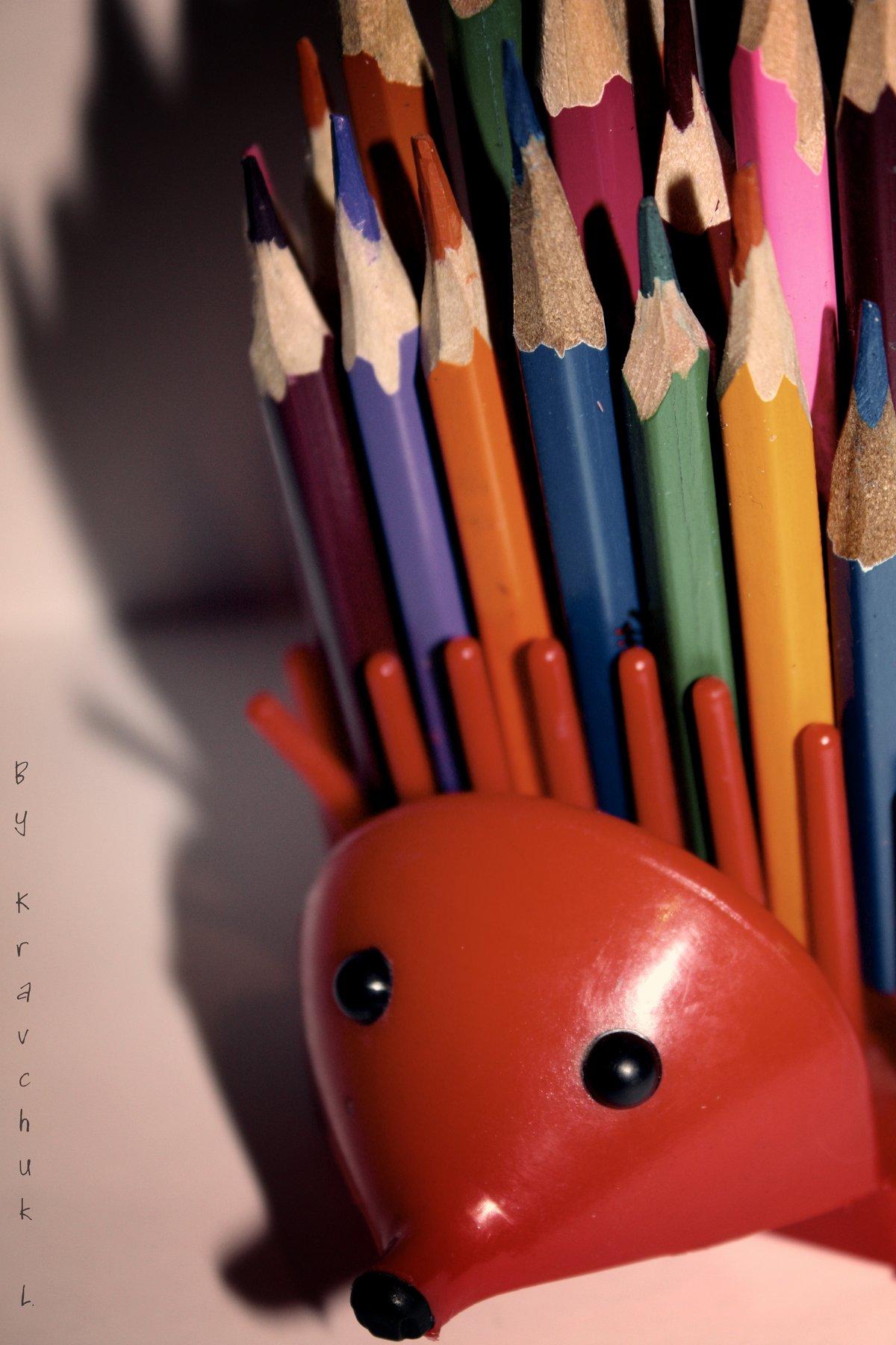 картинки из остатков карандаша такое прозвище