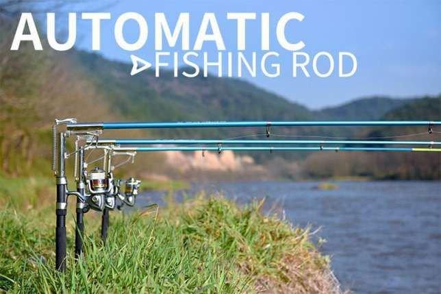 Самоподсекающая удочка для летней рыбалки отзывы видео Купить со ...