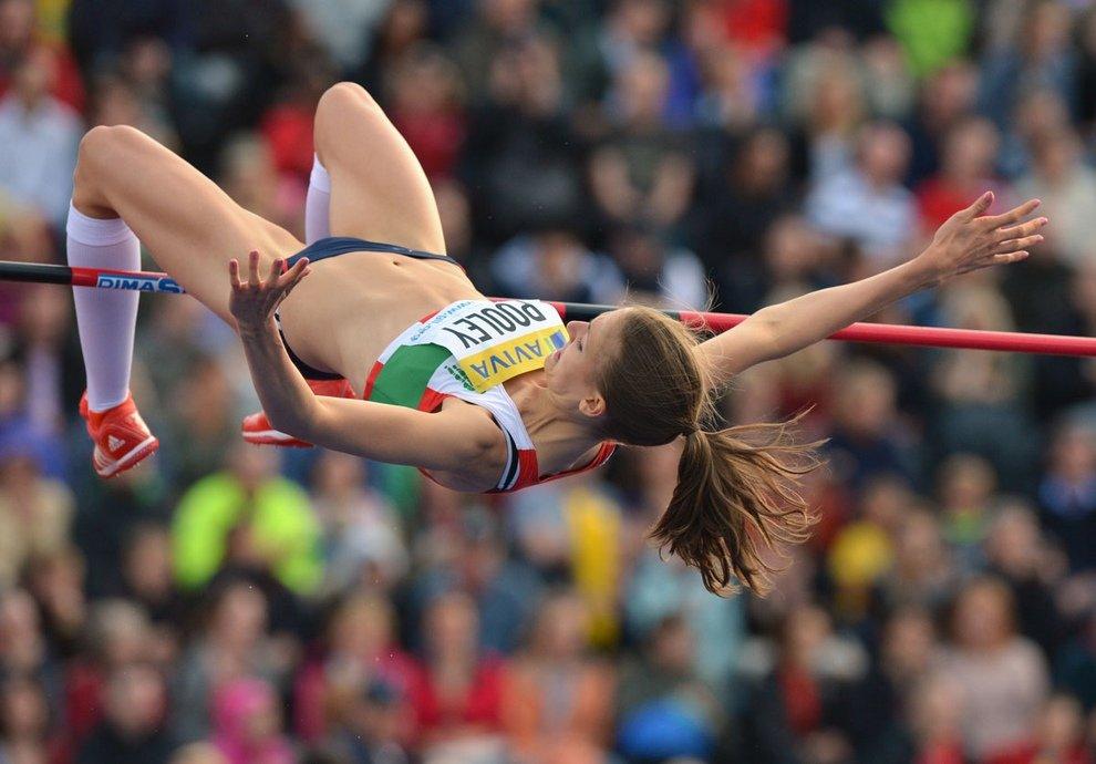 фото прыжки в высоту красивые любит фотографироваться