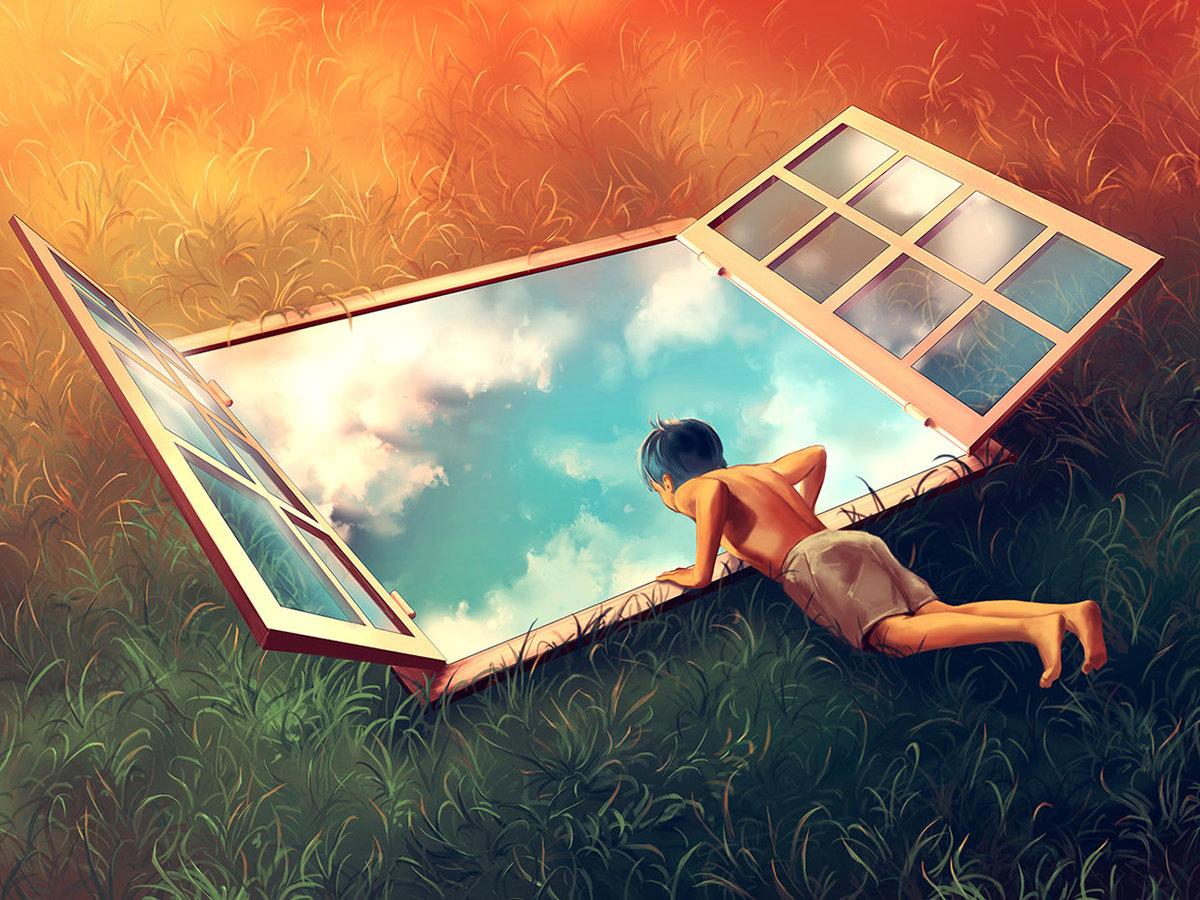 Мечта в картинках