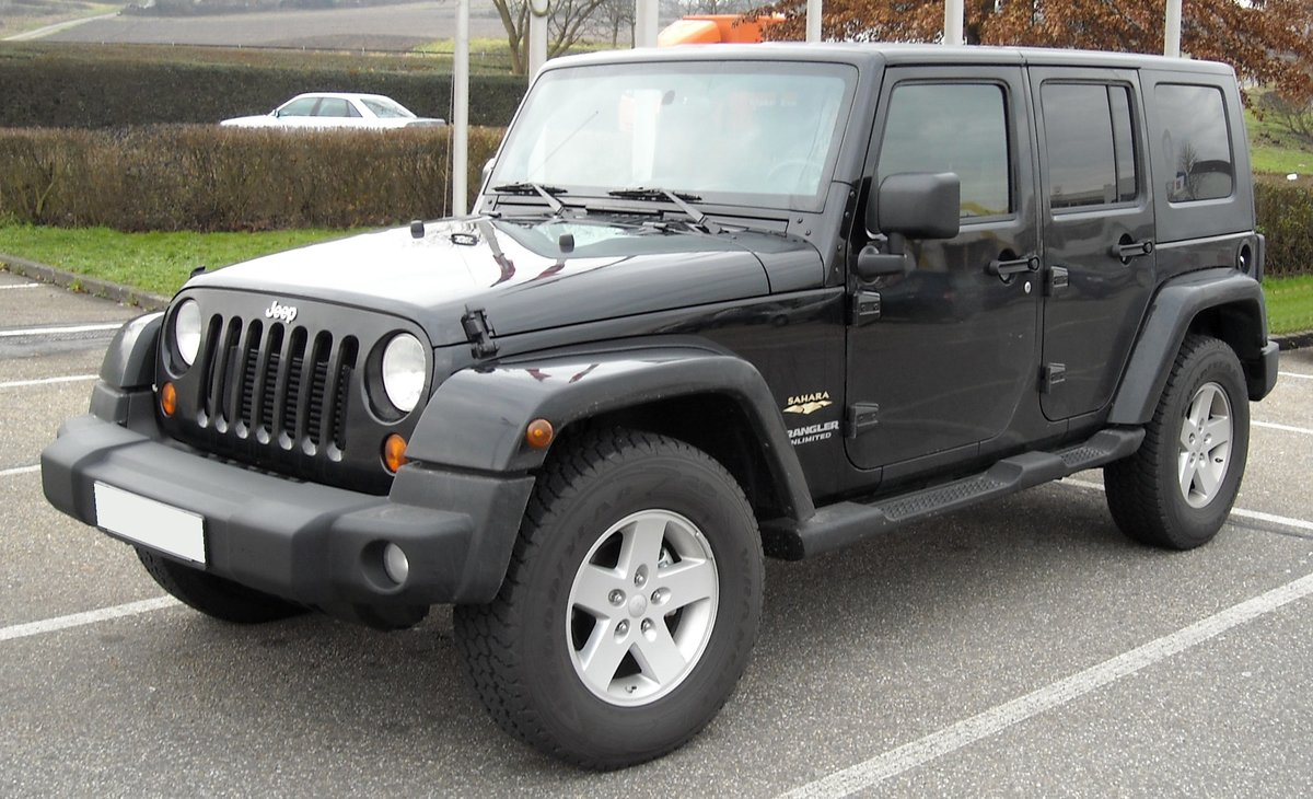 Jeep Wrangler Unlimited Wiki Card From User Angel13rus In Yandex