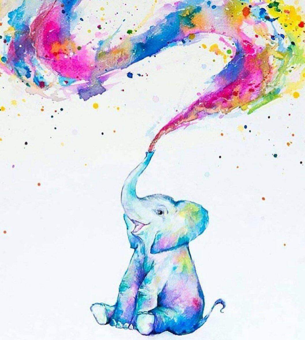недавно прикольные идеи для рисунков красками спалили те