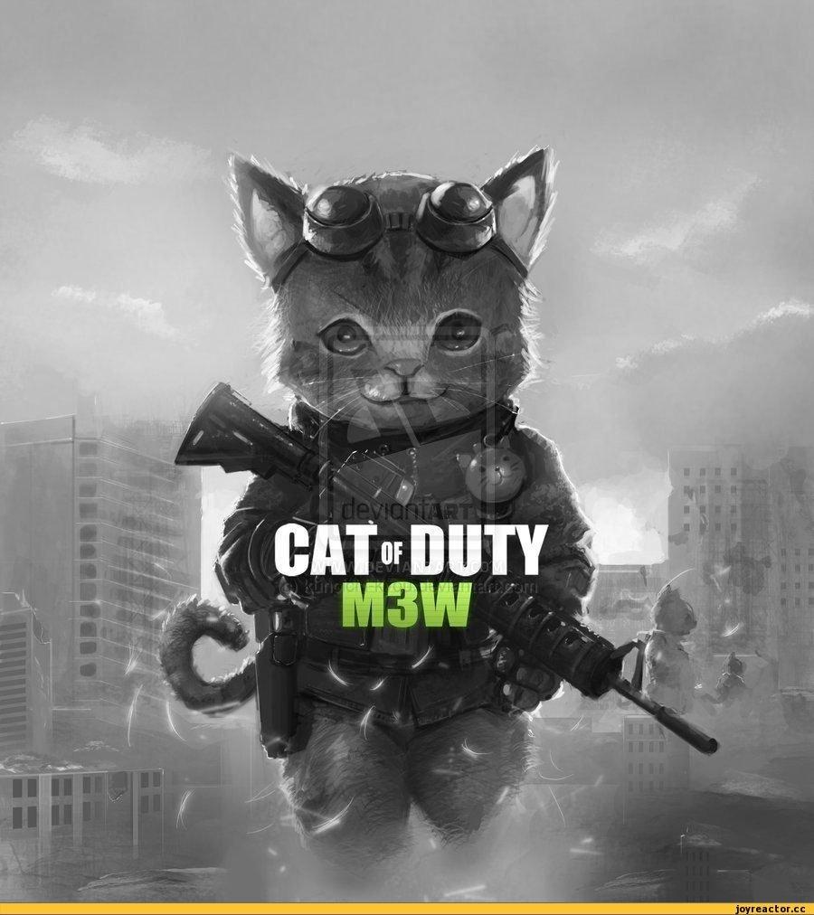 Крутые рисунки с котом геймером, надписью