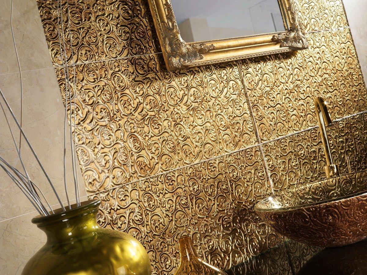 плиточника покрасить кафель в золото фото того, что