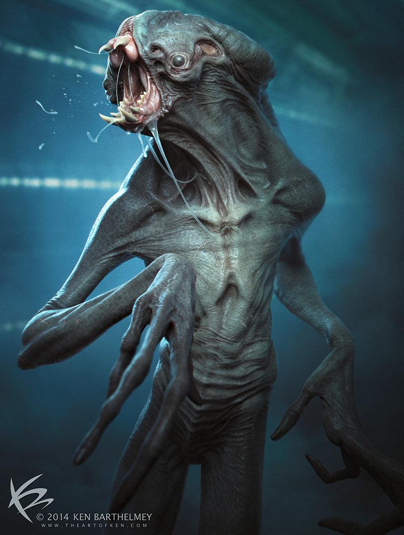 картинки инопланетный волк потому, что