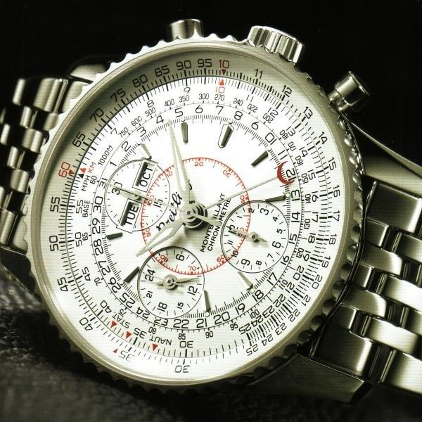 Breitling superocean heritage ii chronograph 44 ub1s1.