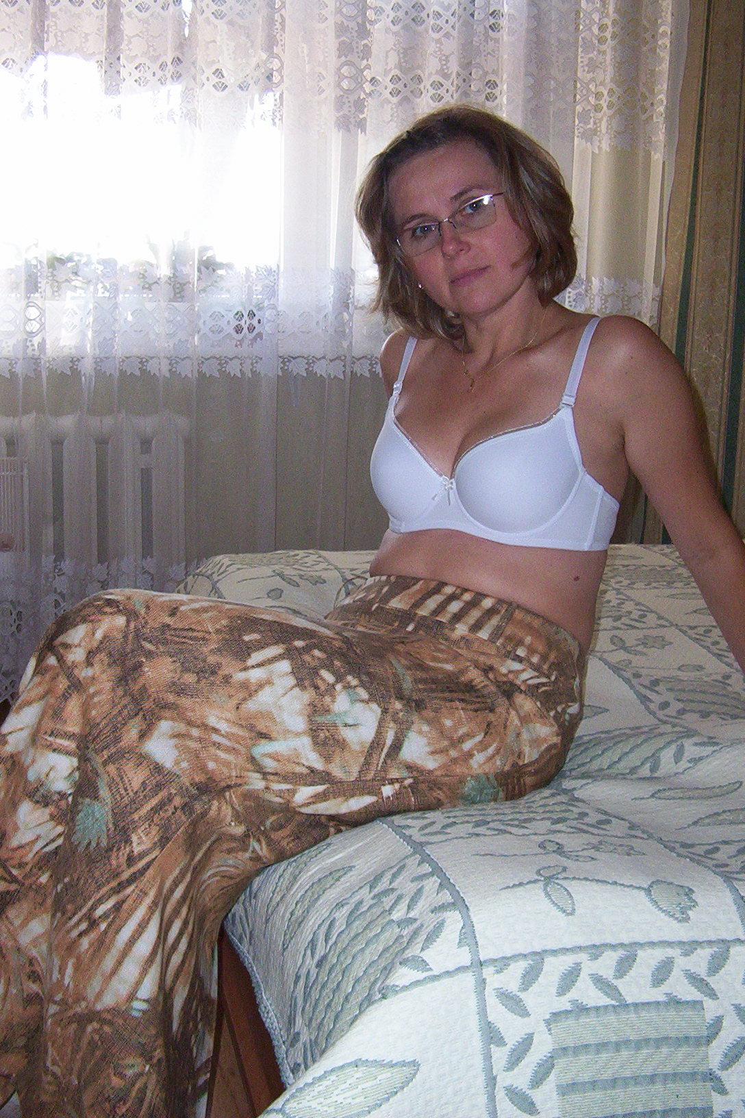 этому времени частное фото моей жены в возрасте уже почти
