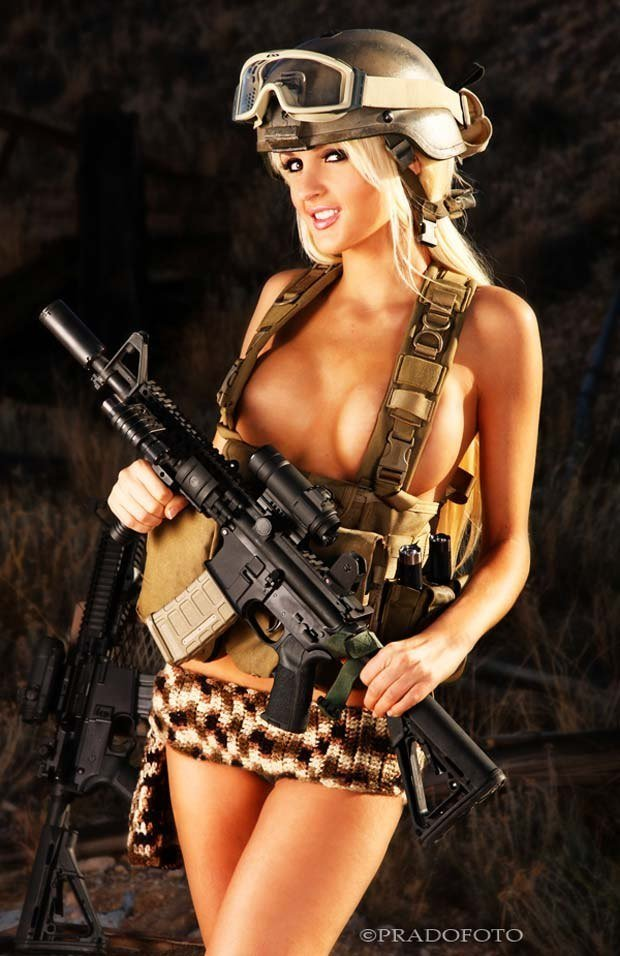 sexy-military-babes