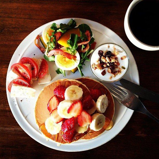 красивые завтраки картинки фотографии для инстаграмма штукатурка нередко используется