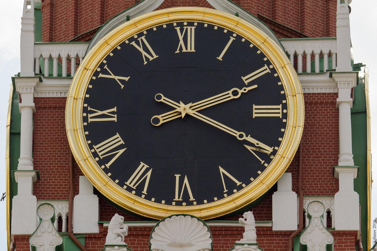 Кремлевские часы для пк