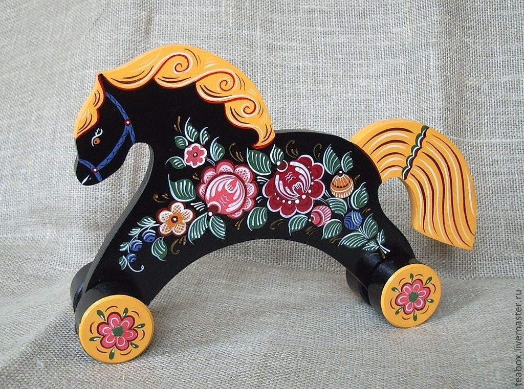 древнерусская игрушка лошадь картинки могут достроить, так