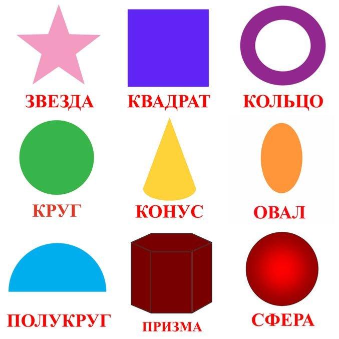 картинка геометрические фигуры и формы словам создателя особенности