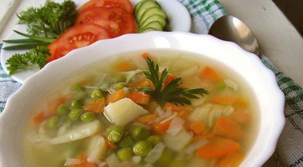 овощной суп для похудения рецепт с фото данную