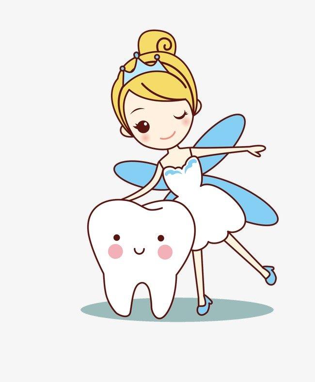 Картинки зубной феи для детей