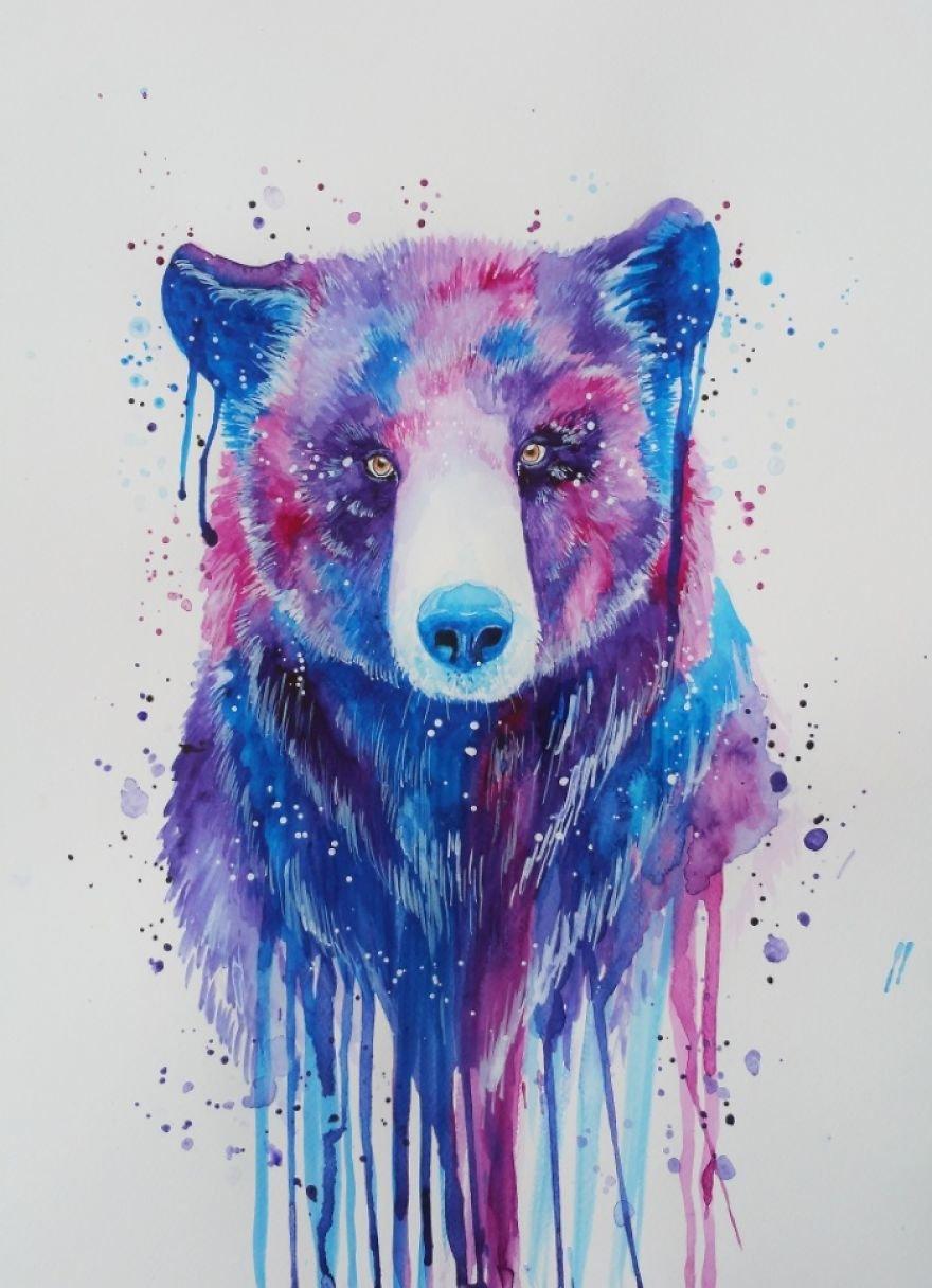 локтях медведь стилистика картинки металлические двери порошковым