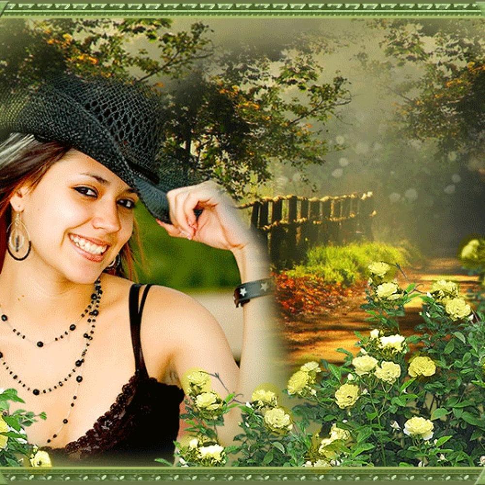 Чудесной девушке открытки, букетами