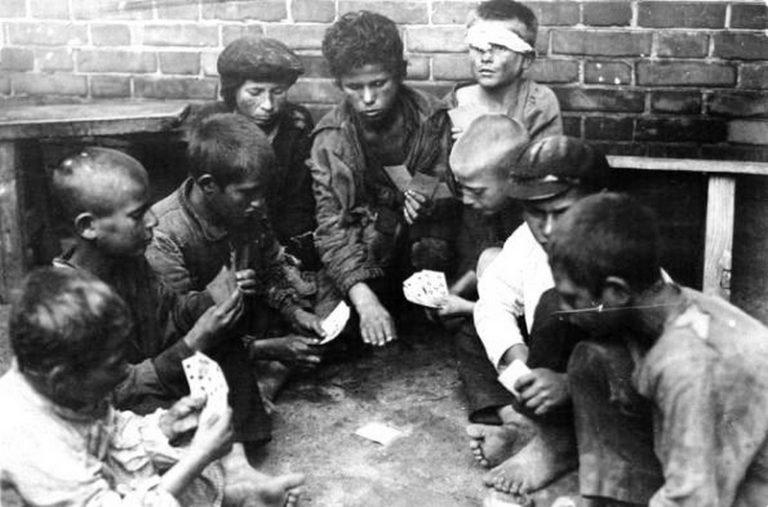 31 мая 1935 года принято постановление СНК СССР и ЦК ВКП (б) «О ликвидации детской беспризорности и безнадзорности»