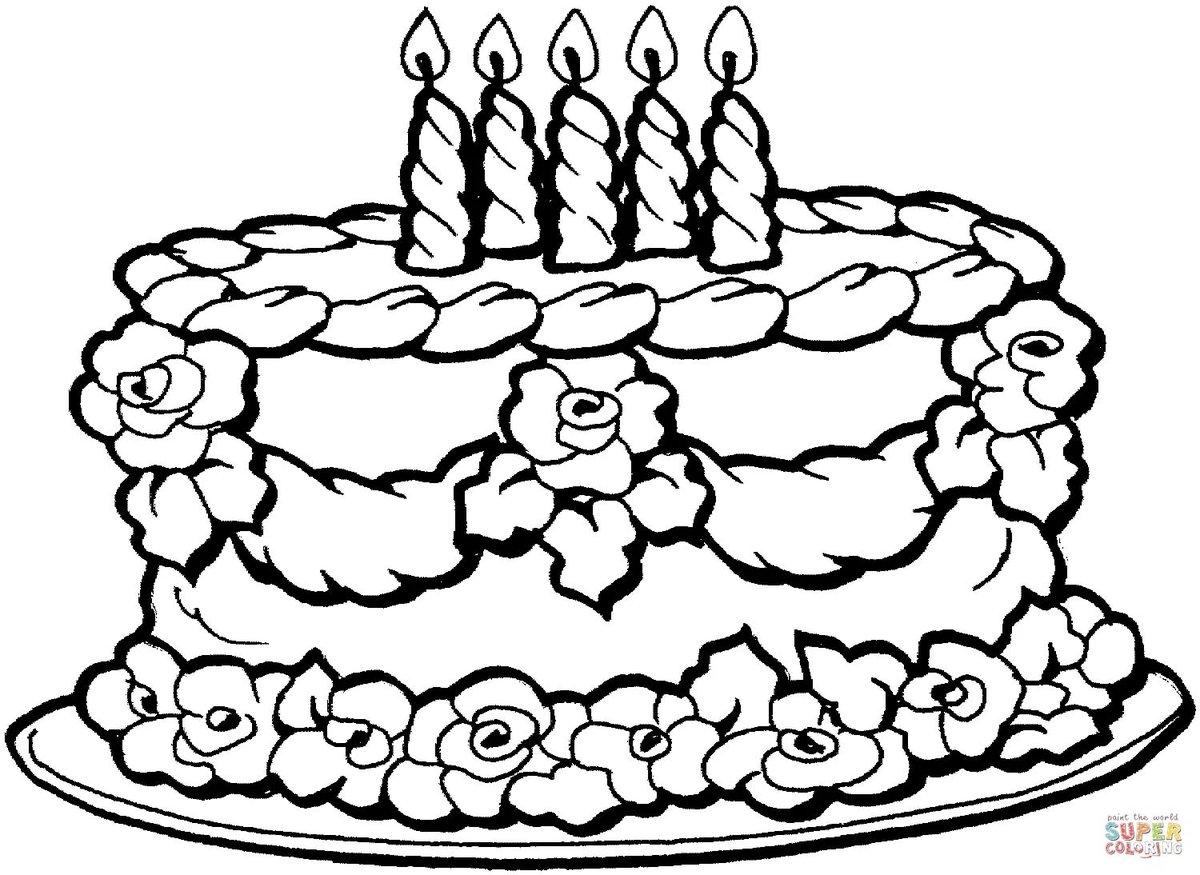 Интересные, как нарисовать открытку на день рождения крестной маме
