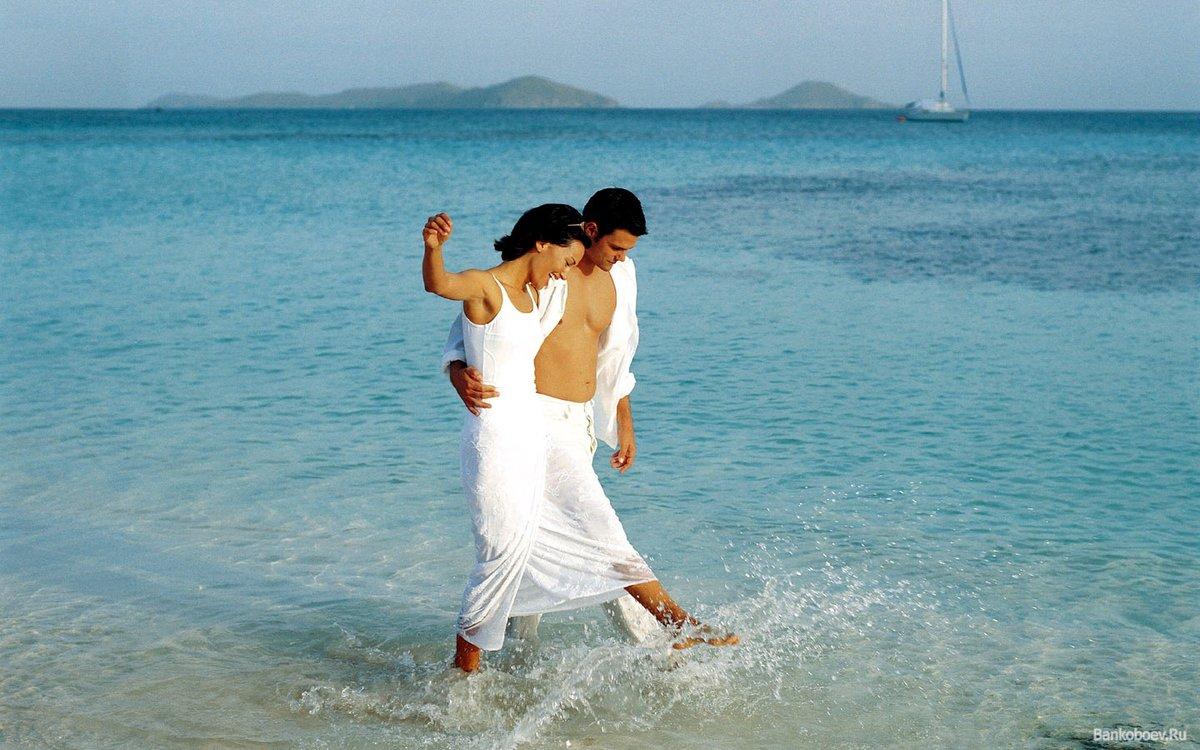 Картинки любовь и море, красивые