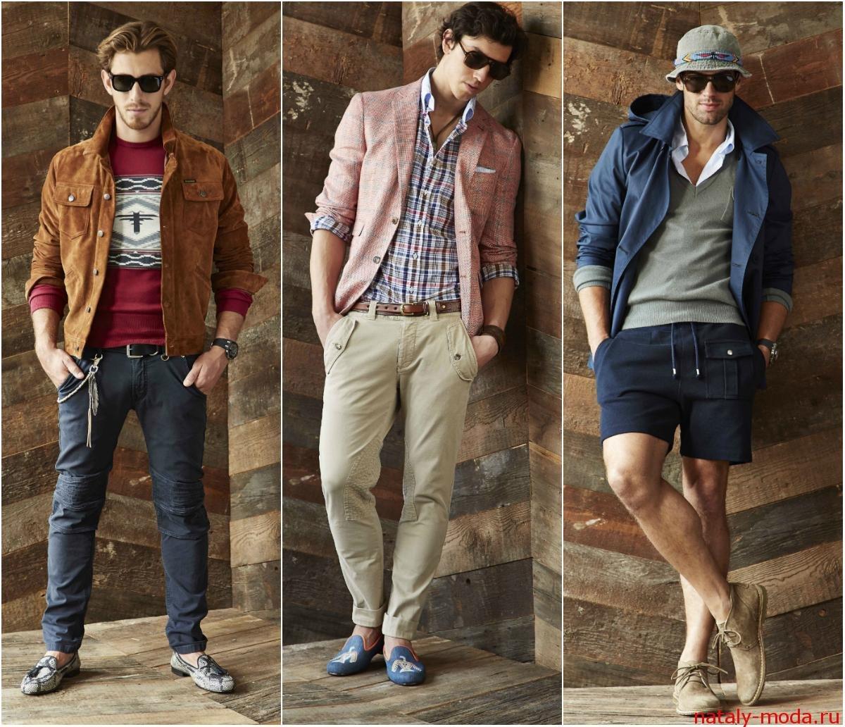 Стили одежды для мужчин список с фото