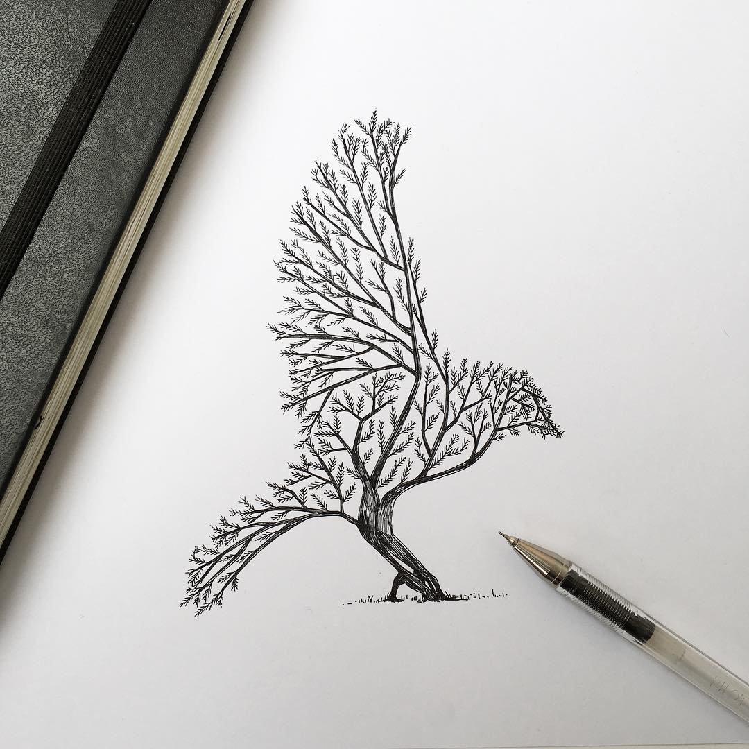 Пони гиф, картинки гелевой ручкой для начинающих