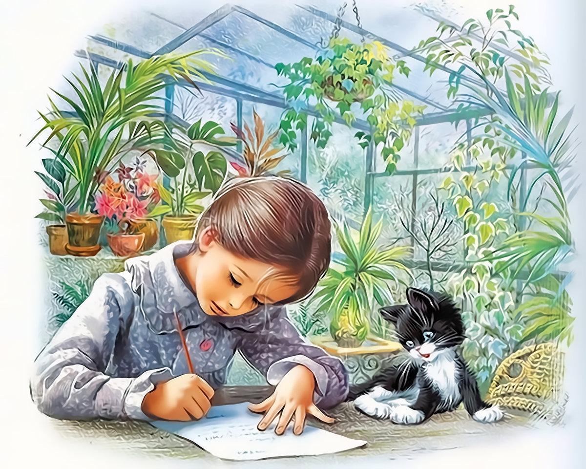 Картинки художники иллюстраторы детских книг, открытки новый