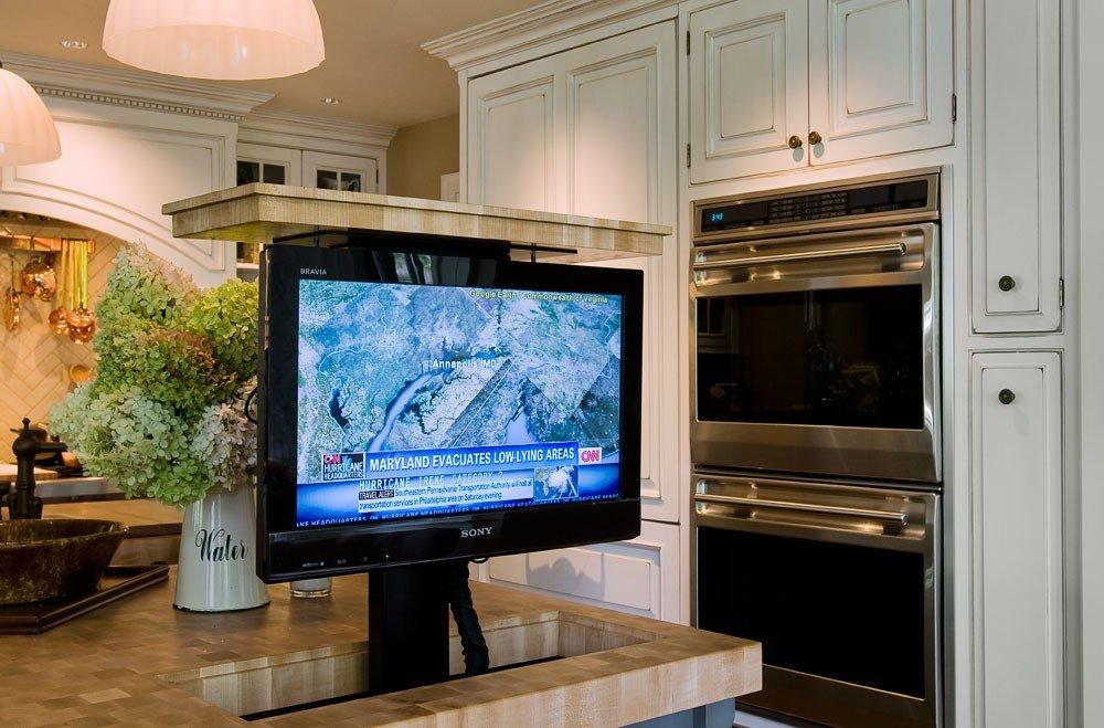 телевизор в кухне картинки эксклюзивной