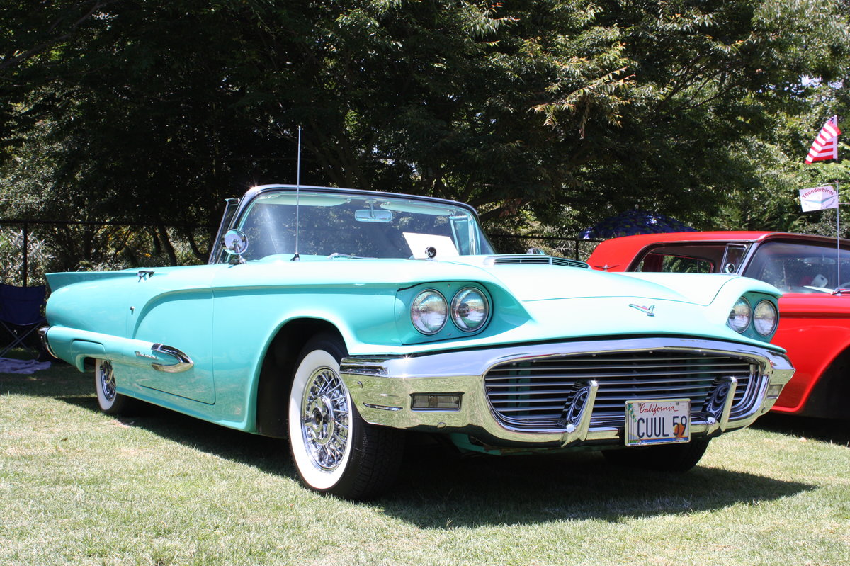 "2015 Ford Thunderbird >> ""FORD THUNDERBIRD - 3596px Image #5"" — card from user idm.sushko in Yandex.Collections"
