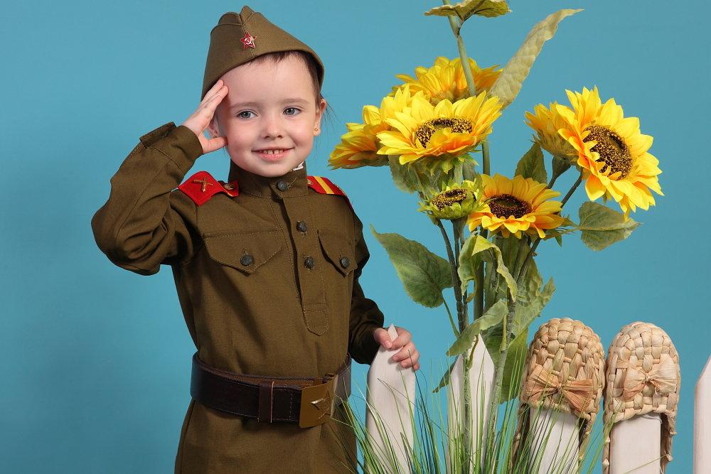 Картинки ко дню победы с детьми
