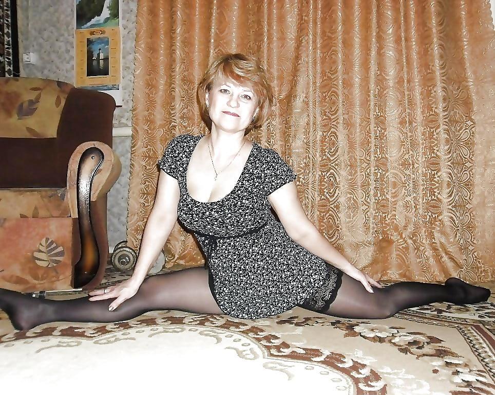 Женщины в возрасте частное фото дома