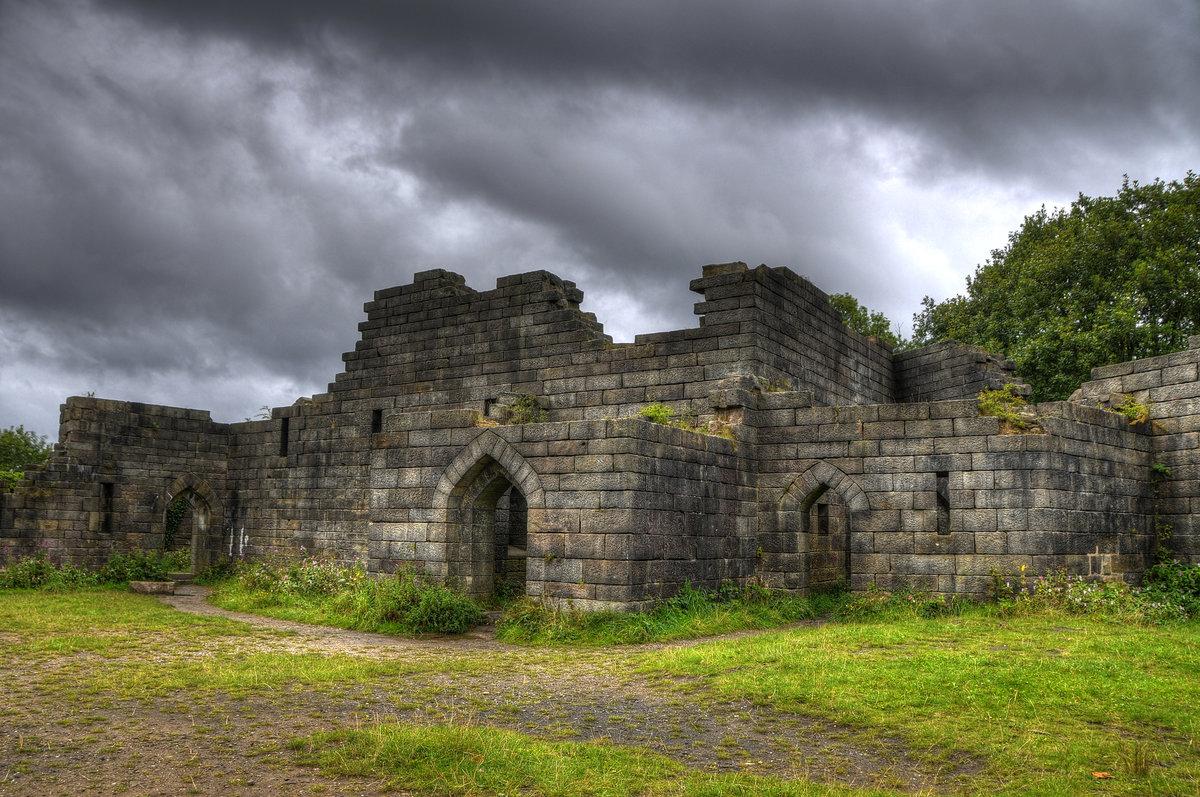 Картинки руины замка
