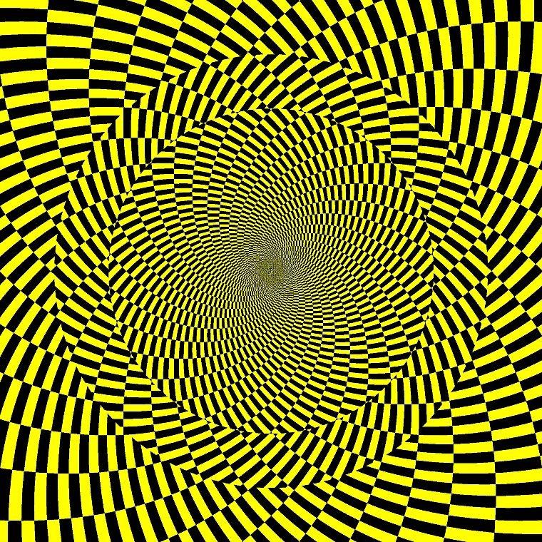 Иллюзия в картинках