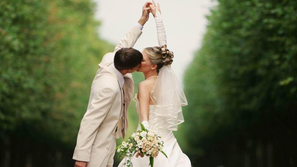 Картинки, картинки с женихом и невестой