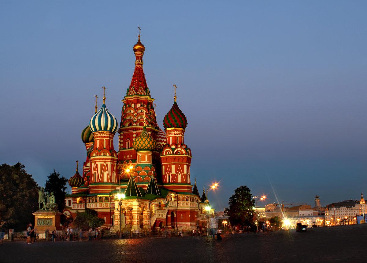 фото собор василия блаженного в москве
