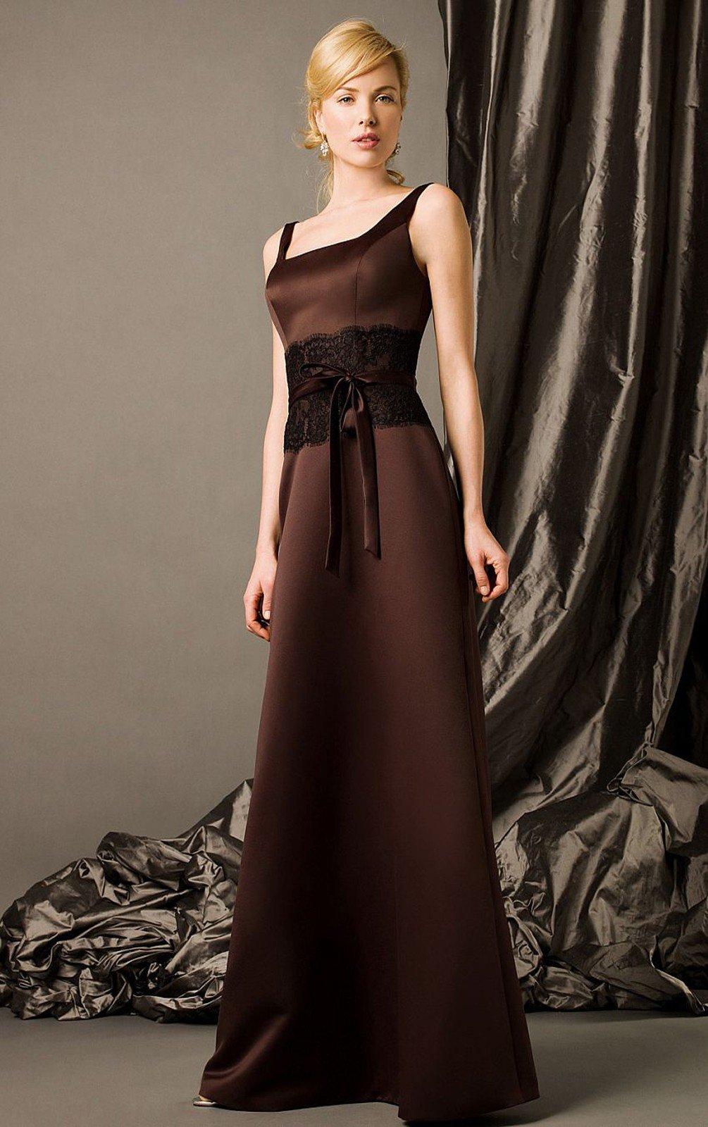вечерние платья из атласа и кружева фото нем заключены две