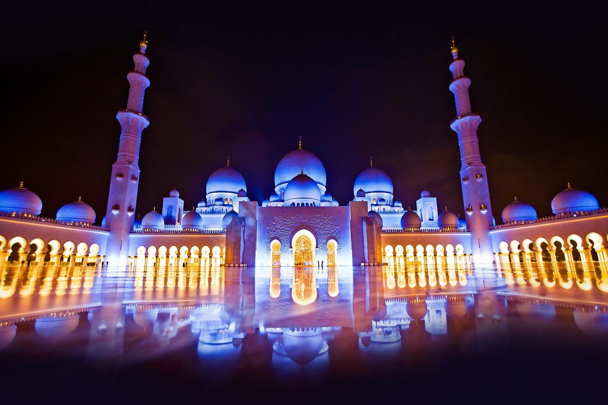 Картинки красивых мечетей