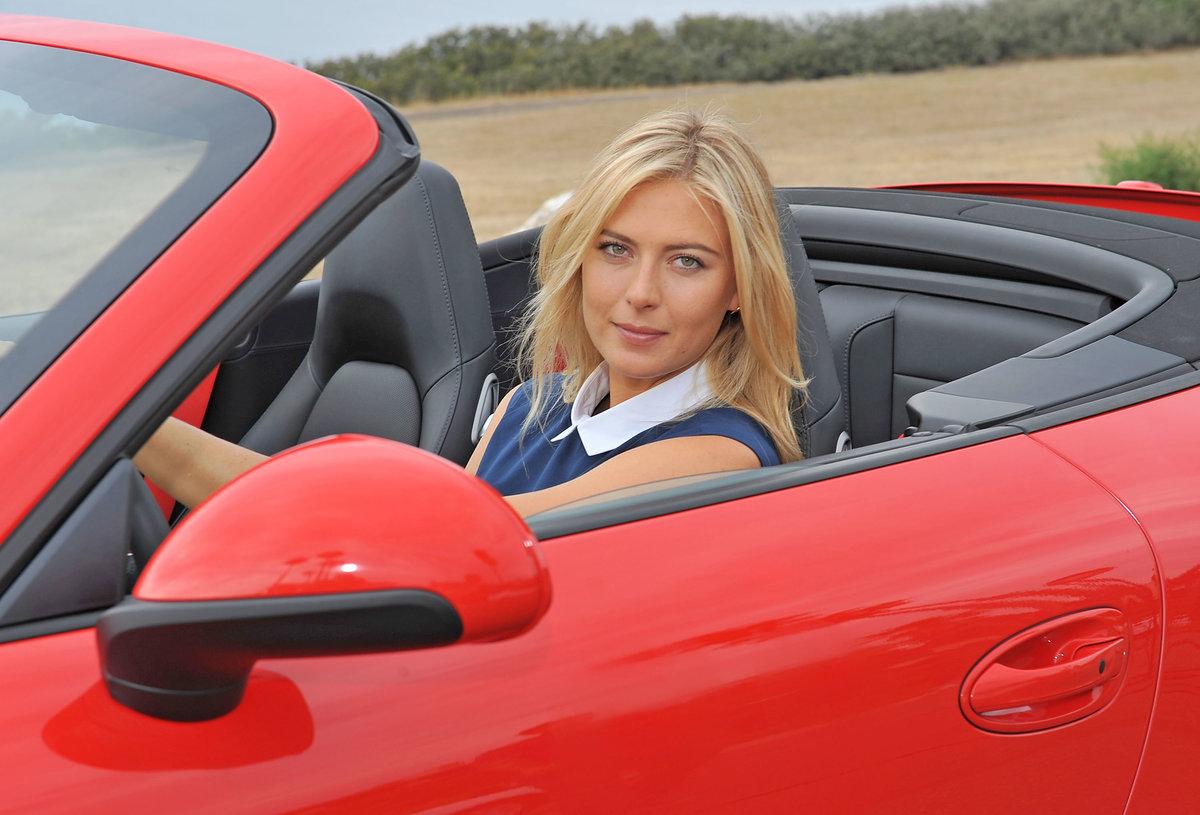 Фото русских знаменитых женщин за рулем — photo 8