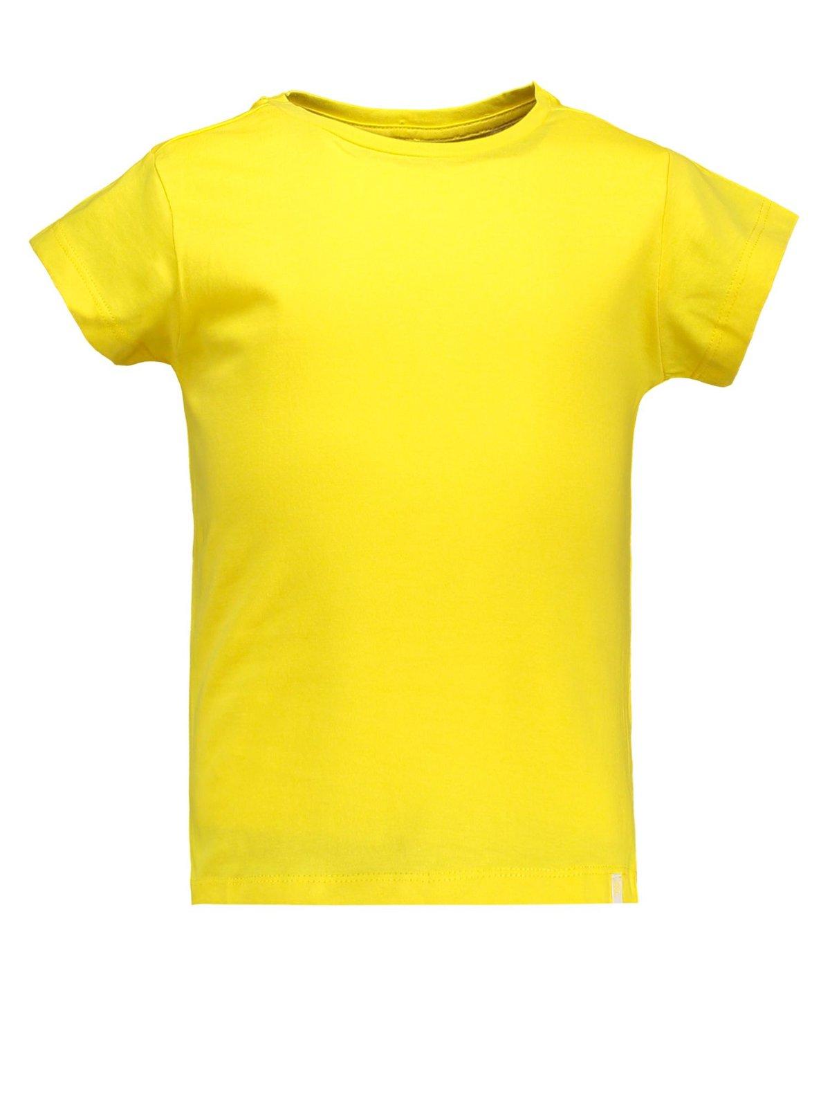 желтая футболка детская купить