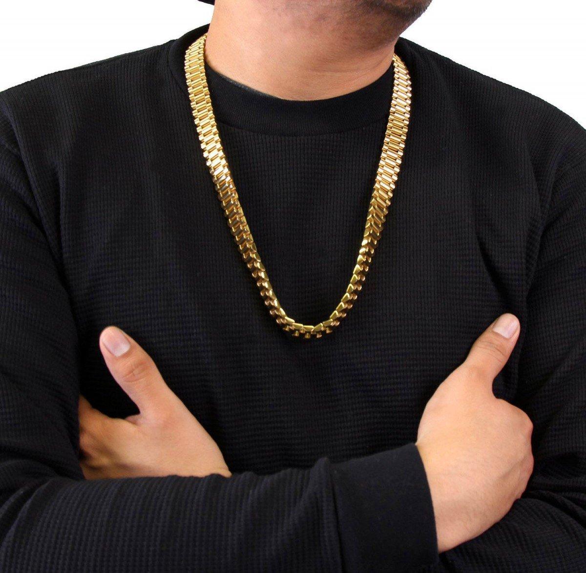 Золотые цепи мужские картинки