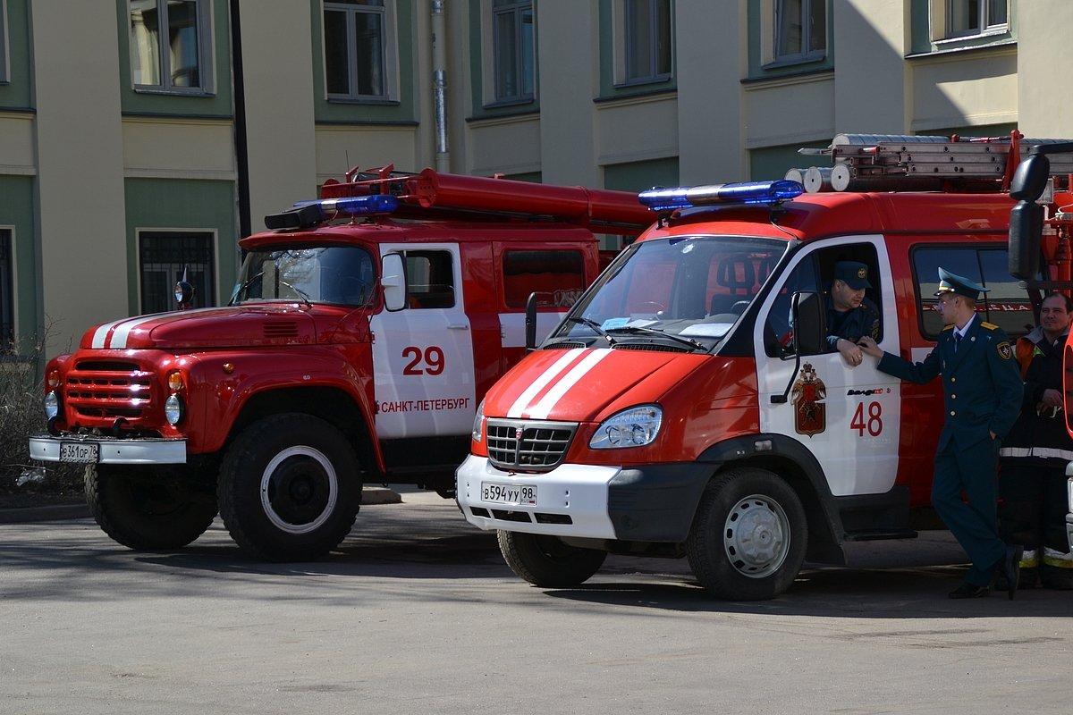 было пожарные машины и пожарники картинки жарким