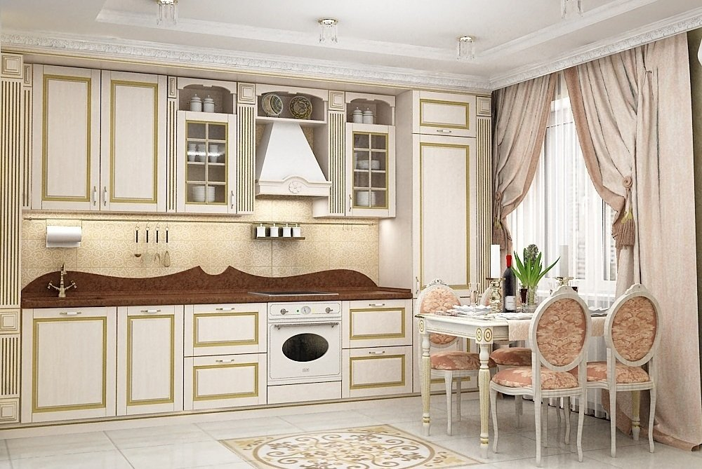картинки классических кухонь типы флешек прочно