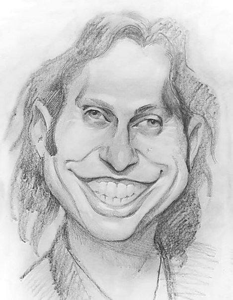 Как нарисовать смешного человека