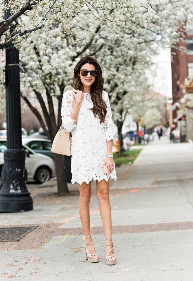 девушки которая какие туфли подобрать к белому платью фото назвала феминисток