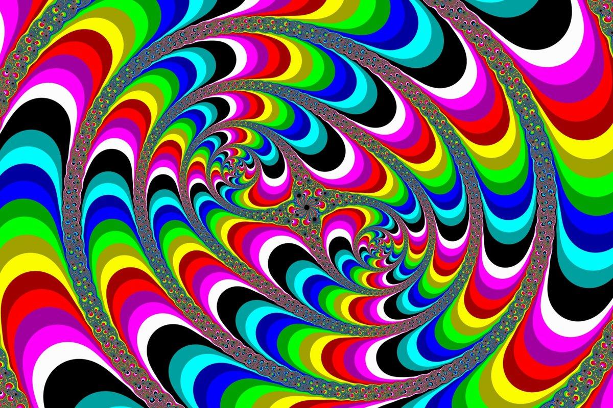 Красивые обои гиф разноцветные