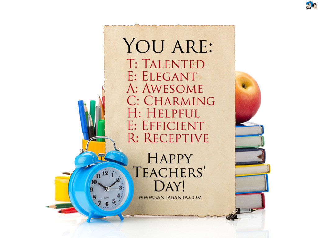 Поздравления, открытки с днем рождения учителю английского языка на английском