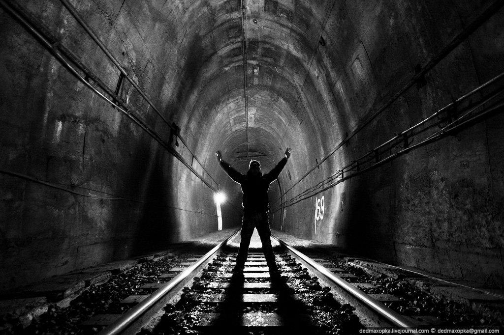 печать тоннели картинки в конце тоннеля всегда красивой